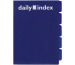 DAILY Organisationsmappen Daily A4 256568 blau 3 Stück