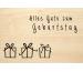 LASEREI Holzgrusskarte HGGEB112 Geburtstag 12