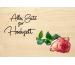 LASEREI Holzgrusskarte HGHO0113F Hochzeit 13 Farbe