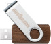 DISK2GO USB-Stick wood 128GB 30006664 USB 3.0