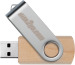 DISK2GO USB-Stick wood 16GB 30006667 USB 2.0 double pack