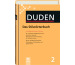 DUDEN Duden 411040308 Stilwörterbuch Band 2