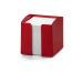 DURABLE Zettelbox Trend 90x90mm 170168208 rot