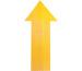 DURABLE Stellplatzmarkierung 170504 Form Pfeil,100x0,7x200mm,10x