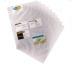 DURABLE Visitenkartenhüllen A4 238919 f. 10 Karten, transp.10 Stück