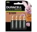 DURACELL Recharge Ultra PreCharged DX1500 AA,HR6,2400mAh,1.2V 4 Stück