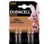 DURACELL Batterie Plus Power MN2400 AAA, LR03, 1.5V 4 Stück