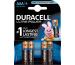 DURACELL Batterie Ultra Power MX2400 AAA, LR06, 1.5V 4 Stück