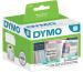 DYMO Universal-Etiketten S0722540 non-perm. 57x32mm 1000 Stück