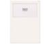 ELCO Sichthülle Ordo Classico A4 29469.10 weiss, ohne Linien 100 Stück