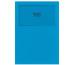 ELCO Sichthülle Ordo Classico A4 29469.32 intensivblau,o.Linien 100 Stk.