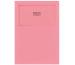 ELCO Sichthülle Ordo Classico A4 29469.51 rosa, ohne Linien 100 Stück