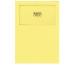 ELCO Sichthülle Ordo Classico A4 29469.71 gelb, ohne Linien 100 Stück
