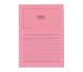 ELCO Sichthülle Ordo 120g A4 29489.51 rosa, Fenster 100 Stück
