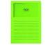 ELCO Sichthülle Ordo 120g A4 29489.62 grün, Fenster 100 Stück