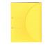 ELCO Ablagemappe Ordo Collecto A4 29495.72 gelb 10 Stück