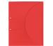 ELCO Ablagemappe Ordo Collecto A4 29495.92 rot 10 Stück