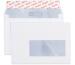 ELCO Couvert Premium m/Fenster C6 30696 100g, weiss 500 Stück