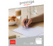 ELCO Briefumschlag Prestige C4 70422.12 120g,weiss,o.Fenster 5 Stk.
