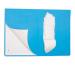 ELCO Schulheft A4 73061.37 kariert blau