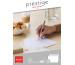 ELCO Schreibkarten Prestige A6 73104.12 200gm2,weiss,satiniert 50 Stk.