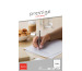 ELCO Schreibblock Prestige A5 73712.15 liniert, 80g 50 Blatt