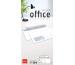 ELCO Couvert Office m/Fenster C5/6 74465.12 80g, weiss 25 Stück