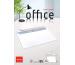 ELCO Couvert Office o/Fenster B5 74495.12 100g, weiss 10 Stück