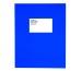 ELCO Kassabuch 17,5x22cm 74602.19 blau 48 Blatt