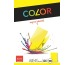 ELCO Office Color Papier A4 74616.72 80g, gelb 100 Blatt