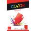 ELCO Office Color Papier A4 74616.92 80g, rot 100 Blatt