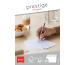ELCO Schreibkarten Prestige A7 79207.12 200g, weiss, satiniert 50 Stk.