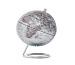 EMFORM Globus MINI SE-0600 Höhe 13.55 Ø 43.5cm silber