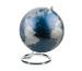 EMFORM Globus MINI GALILEI SE-0707 Höhe13.5, Ø 17cm blau