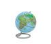 EMFORM Globus MINI GALILEI PHYSICAL1 SE-0764 Höhe 17 Ø 13cm hellblau