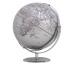 EMFORM Globus JURI SE-0772 Höhe 36, Ø 30 cm silber