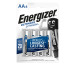 ENERGIZER Batterien Ultimate AA 1.5V AA/L91 Lithium 4 Stück