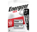 ENERGIZER Batterien CR123 3.0V CR17345 Foto Lithium Blister 2 Stück