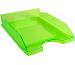 EXACOMPTA Briefkorb Ecotray A4+ 12397D grün-transp.