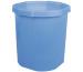 EXACOMPTA Papierkorb Octo 43510D blau 18lt