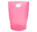 EXACOMPTA Papierkorb Ecobin 45354D himbeer 15lt