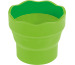 FABER-CA. Wasserbecher Clic&go 181570 hellgrün