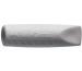 FABER-CA. Aufsteckradierer GRIP 2001 187000 grau, 10x10x40mm 2 Stück