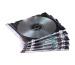 FELLOWES Slimline CD Cases 98316 tranparent 25 Stück