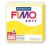 FIMO Knete Soft 57g 8020-10 gelb