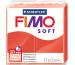 FIMO Knete Soft 57g 8020-24 rot