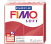 FIMO Knete Soft 57g 8020-26 rot