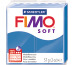 FIMO Knete Soft 57g 8020-37 blau