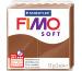FIMO Knete Soft 57g 8020-76 cognac
