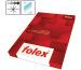 FOLEX Universal-Folie A4 X-100/A4 100 Blatt